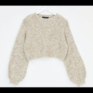 Glassons cropped knit
